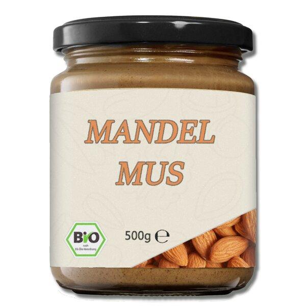 Mynatura Mandelmus Bio 500g