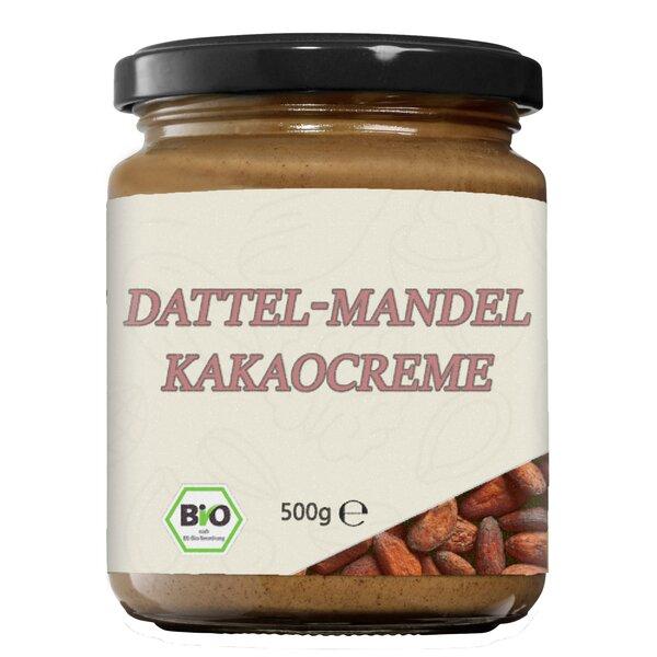 Mynatura Mandel-Dattel-Kakaocreme Bio 500g