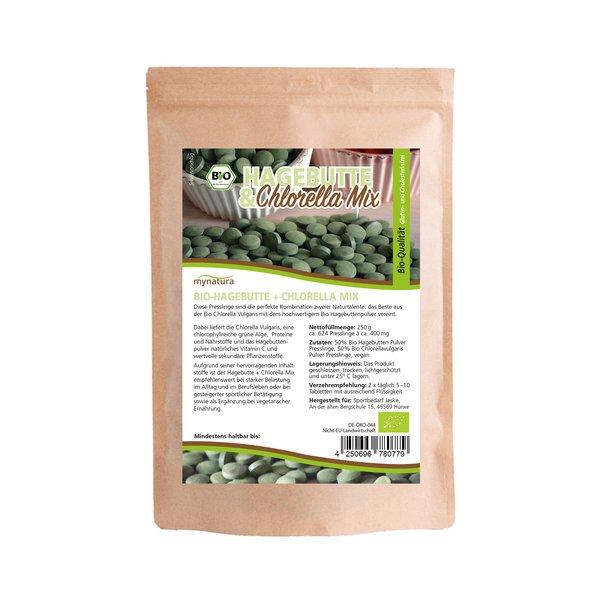 Mynatura Hagebutte & Chlorella Mix