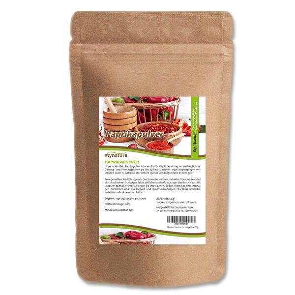 Mynatura Premium Paprikapulver