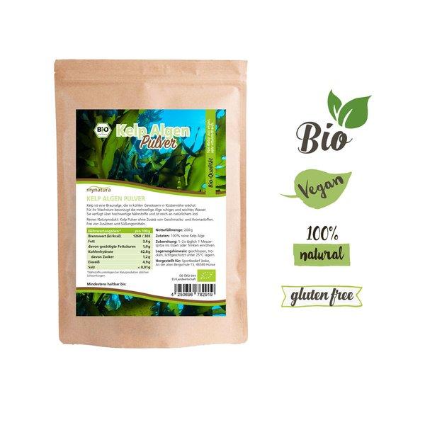 Mynatura Bio Kelp Algen Pulver