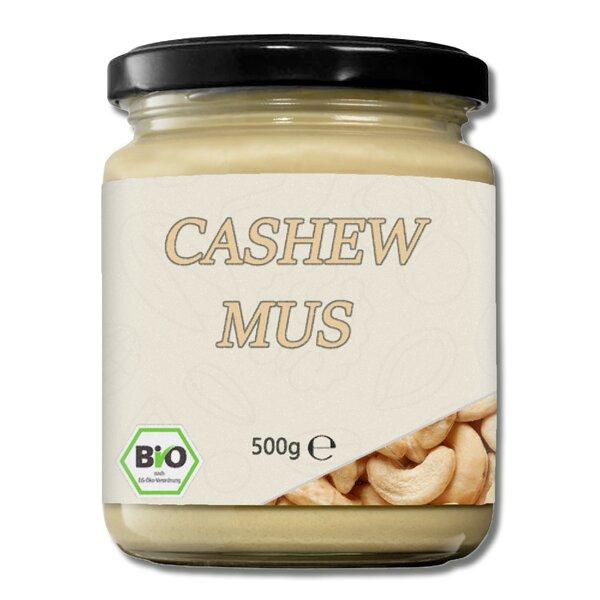 Mynatura Bio Cashewmus 500g
